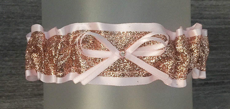 6a1d2bae54c Gold Blue Bridal Garter Glitter Royal Blue Prom Wedding Garter Gold Glitter  2018 Charm Prom Garters