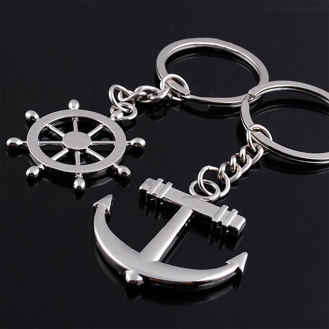Cheap anchor lock and key find anchor lock and key deals on line get quotations dkx zinc alloy couple meta lovers sweet gift keyboard mouse key lock keychain keyring anchor biocorpaavc Choice Image