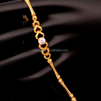 Saudi Arabic Gold Bracelet 22ct Gold Jewelry Yiwu China Buy