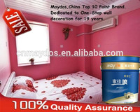 Manufacture price Interior wall emulsion white acrylic plastic paint