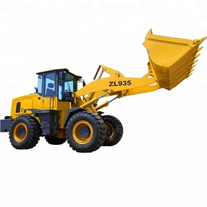 New condition construction machinery 3ton wheel loader