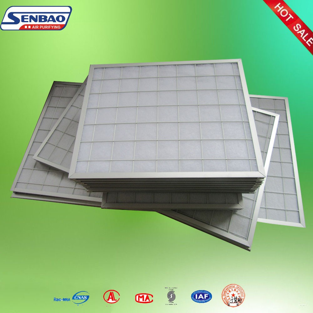 Polyester Washable G2 G3 G4 Pre Air Filters