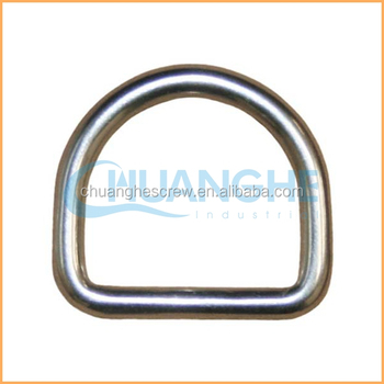 China Suppliers Lashing Weld On D Ring With Bracket