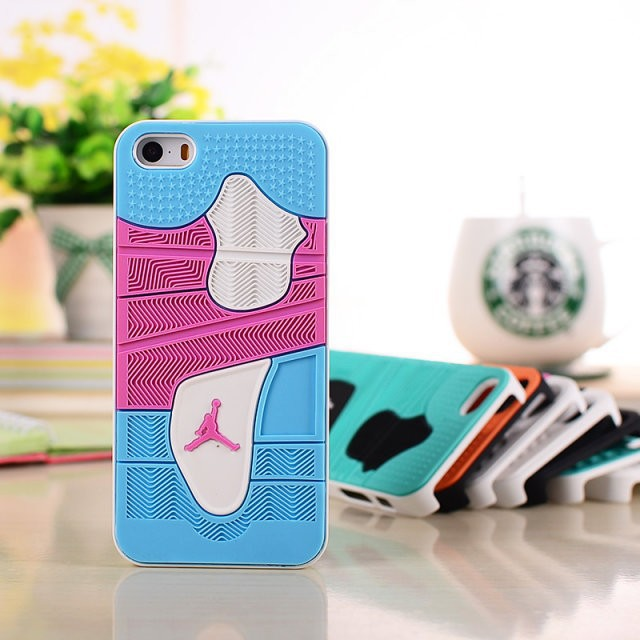 Jordan Shoe Case For Iphone
