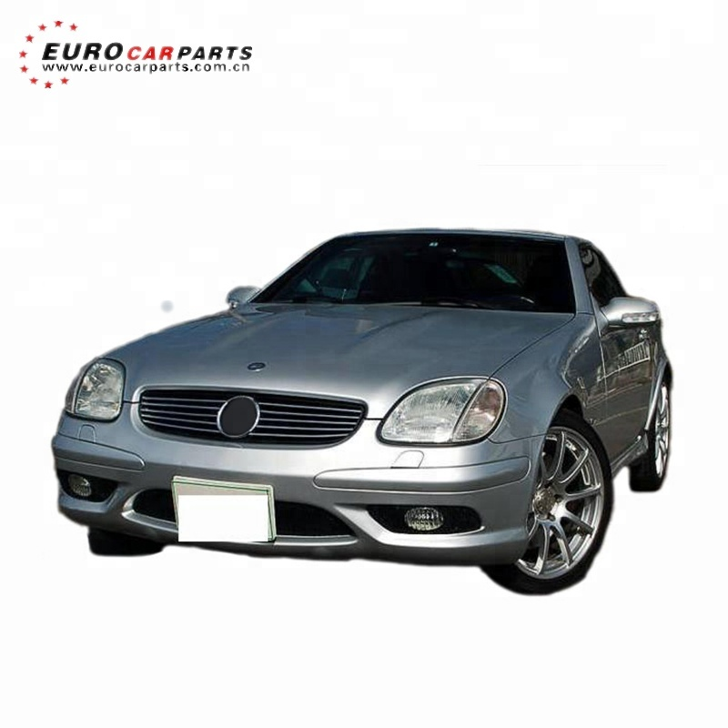 R170 Body Kits Fit For Mb Slk Class R170 1997 2000year To Am Style