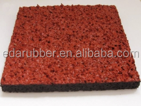 Playground Flooring And Kids Play Area Used EPDM Rubber Granular