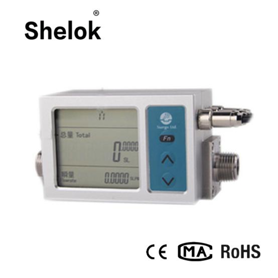 digital co2 mass gas flow meter