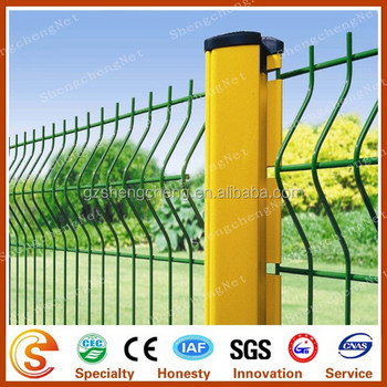 Direct Factory Outdoor Patio Fence Iron Mesh Balcony Fencing