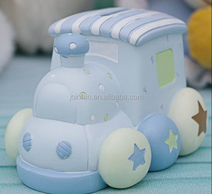 Custom car shaped plastic vinyl piggy bank plastic PVC vinyl piggy bank Cute Vinyl PVC Piggy Bank