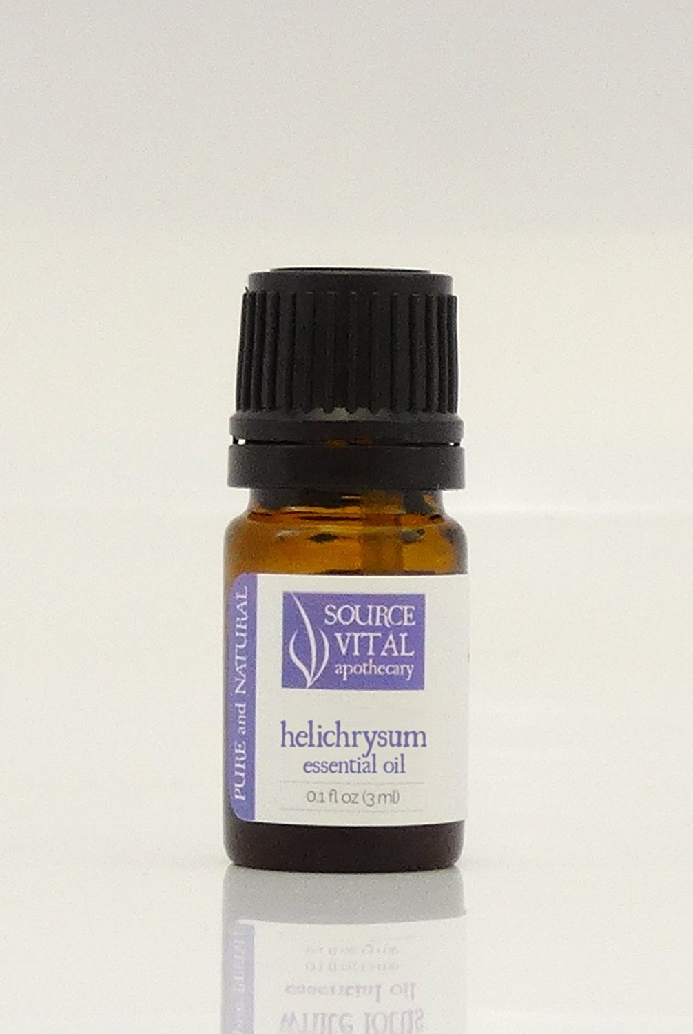 Source Vitál Apothecary Helichrysum (Immortelle) 100% Pure and Natural Essential Oil
