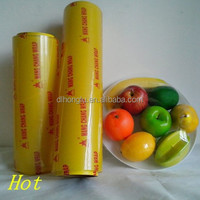PVC cling film/PE Cling Film for cooking
