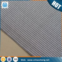 High filtering precision 2 5 10 15 20 25 micron sus 304 316 316L stainless steel reverse dutch weave wire mesh