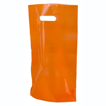 Plastic-HDPE-Bag-Yellow-Color-Large-with