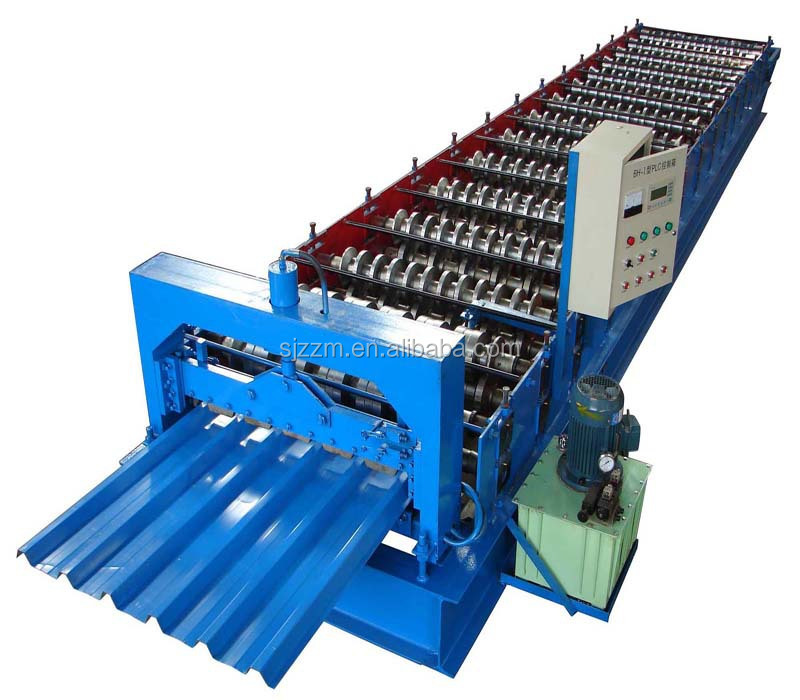 Composit Panels Roll Forming Machine Wall EPS Foam Sandwich Panels equipment