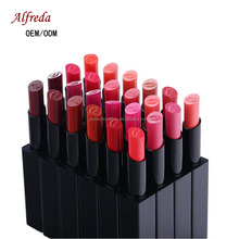 Customized High Quality Organic Matte Make Your Own Wholesale Lipstick With Mouse Shape