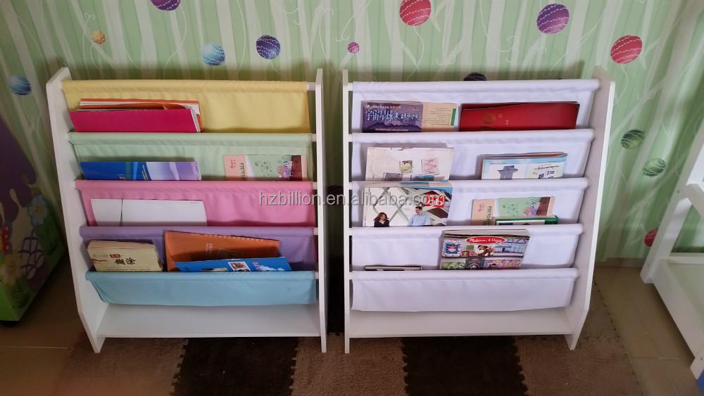 Popular personalizada estanter a muebles de madera para - Estanteria biblioteca infantil ...