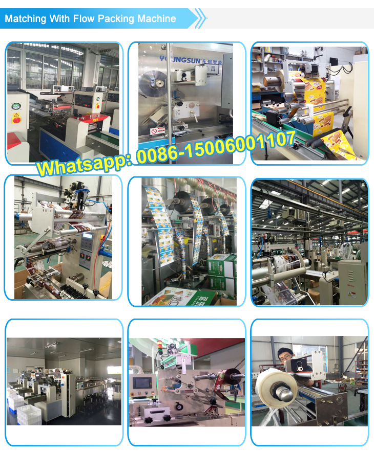 Automatic sachet liquid bag Slef adhesive sticker labeling machine