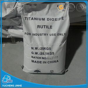 For Slurry Replacing Degussa P25 (tio2) Textile Grade Rutile Titanium  Dioxide Price