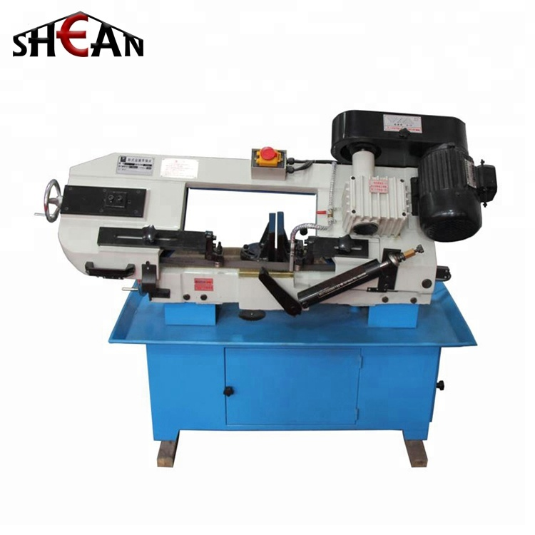BS-712 mini metal band saw machine with CE standard Modern high-grade