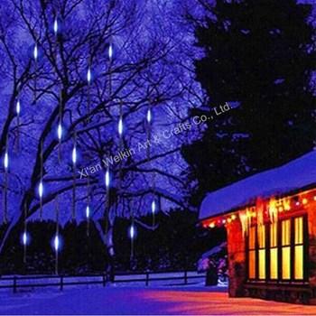 Led Meteor Shower Light/outdoor Meteor Snow Shower Christmas ...