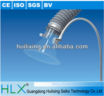 Pvc Smoke Extracting Cover For Solder Station,Ventilation Hose  Pipes,Flexible Corrugated Pvc Pipe - Buy Pvc Flexable Hose For Sale,Smoke  Extracting