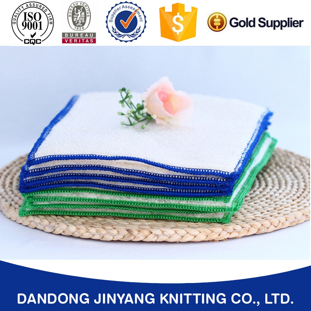 hot selling viscose rayon dish cleaning towels wiping cloth