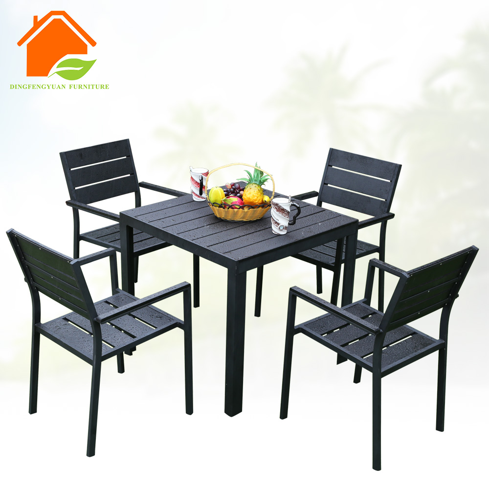 china handmade wooden garden furniture-