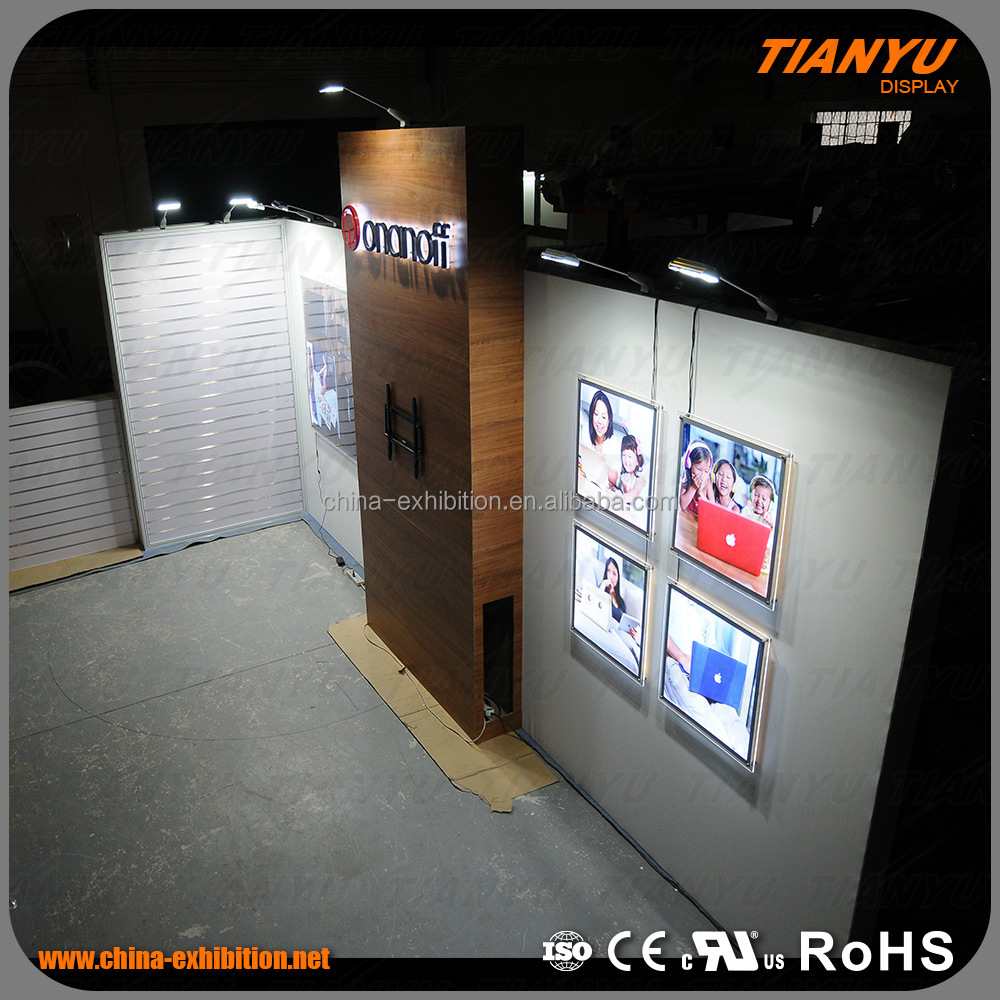 Acrylic Light Box Display Stand