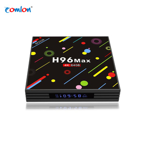 H96 Max Rk3328 4GB 64GB Network Player Smart tv box android