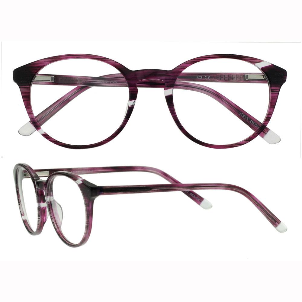 Venta al por mayor armazones de anteojos recetados precios-Compre ...