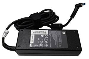 Notebook Parts 90W Replacement AC adapter for HP ENVY TOUCHSMART 17-J023CL NOTEBOOK PC, HP ENVY TOUCHSMART 17-J030US NOTEBOOK PC, HP ENVY TOUCHSMART 17-J037CL NOTEBOOK PC, HP ENVY TOUCHSMART M7-J010DX NOTEBOOK PC, HP ENVY TS 15-J001AX NB PC, HP ENVY TS 15-J002AX NB PC, HP ENVY TS 15-J003AX NB PC HP