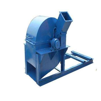 Wood stump timber grinder and shedder machine with stable performance