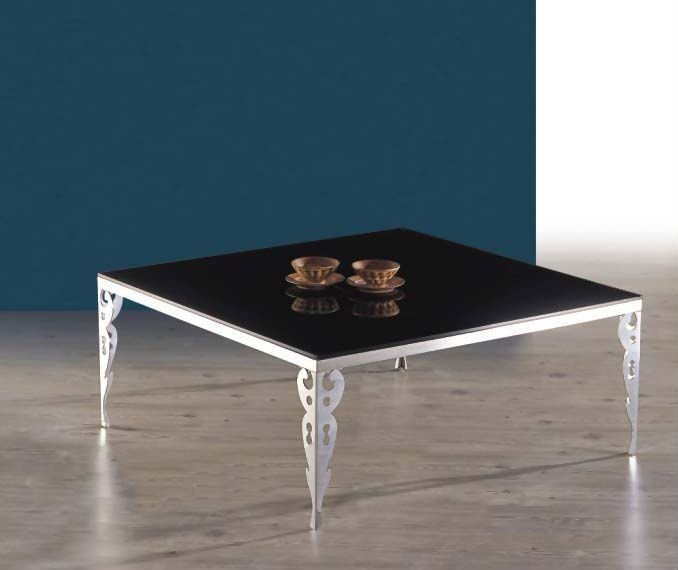Modern Cheap Black Glass Short Leg Dining Table Buy Square Table