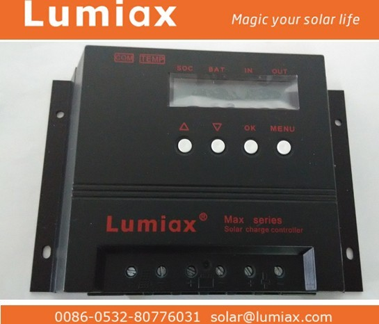 solar battery charger 20A 30A 48V