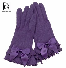 New Design ladies personalized winter gloves