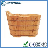 new 2015 wooden barrel bath tub, wooden bath barrel/foot bath barrel, wooden foot tub