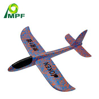 bb4fe3a541 Lanzar planeador inercia avión Avión de espuma mano juguetes de lanzamiento  modelo de avión de juguete