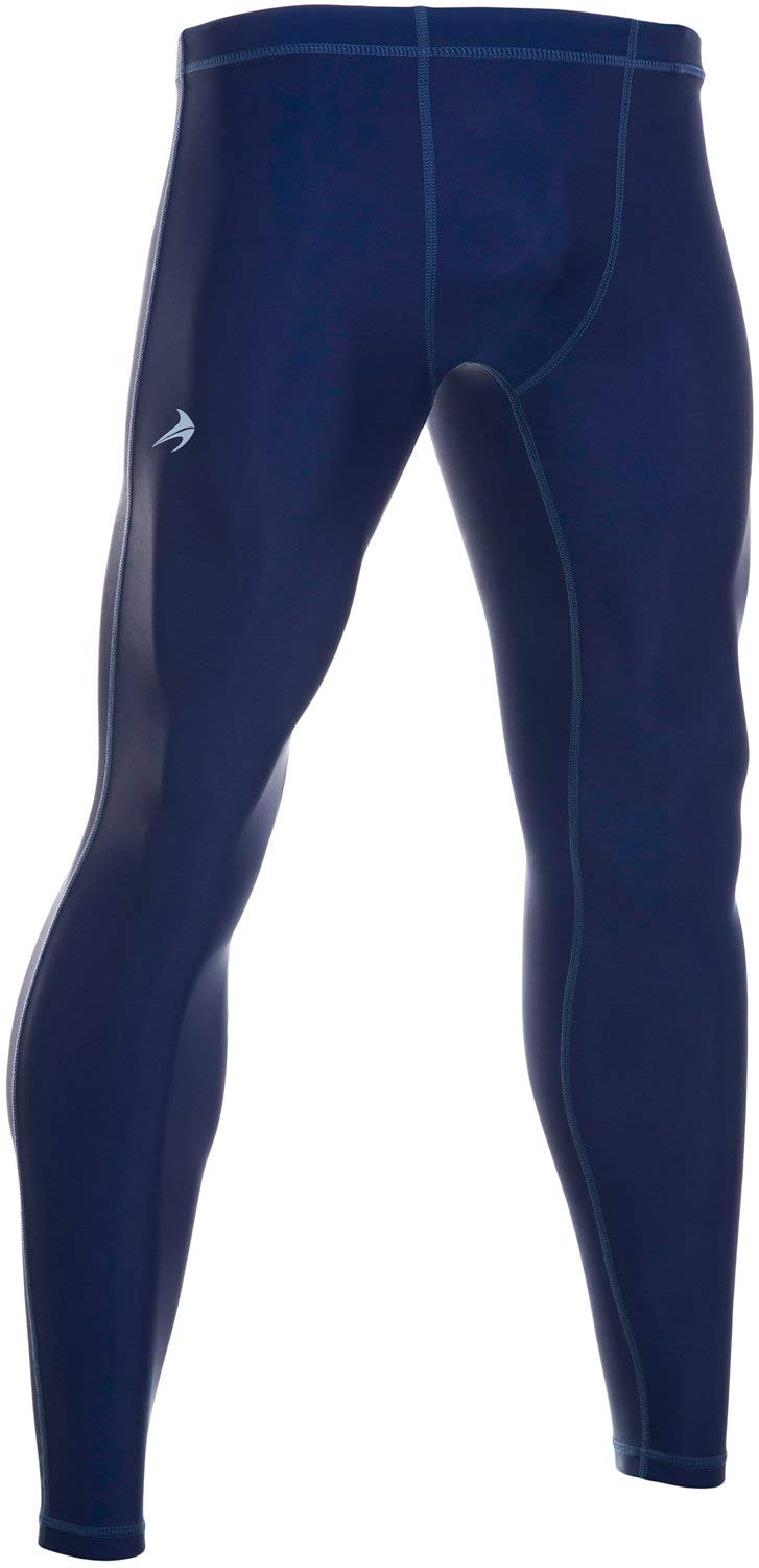 2bb8b1c0a678e Get Quotations · Men's Compression Pants - Workout Leggings for Gym,  Basketball, Cycling, Yoga, Hiking