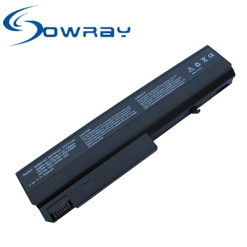Laptop Battery For HP/COMPAQ NC6100 nc6110 nc6120 6125 6140 6200