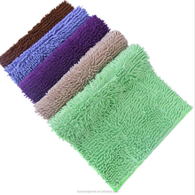 soft anti-fatigue coloring woven washable absorbent floor mat