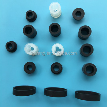 Different inside diameter silicone rubber bushing