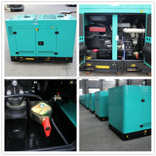 10kw three phase generator set
