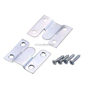 Metal Hidden Flush Mount Picture Frame Hangers - Buy Interlocking ...