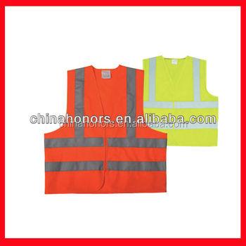 En 471 Reflective Vest Red/safety Warning Vest/personal Protective ...