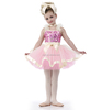 2016 - flower fancy dress costumes-Off-Shoulder Design tutu-professional kids ballet tutu