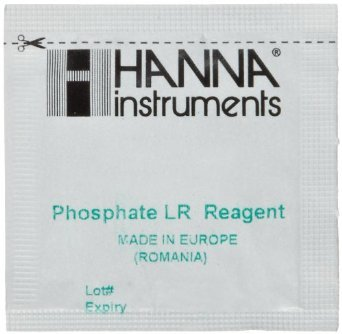 Hanna HI713-25 Phosphate Meter Checker Reagents, HI 713-25 for Phosphate Checker HI713 - Presented by Magnum Media