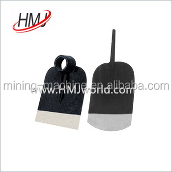Hand farm tool small light rail steel hoe