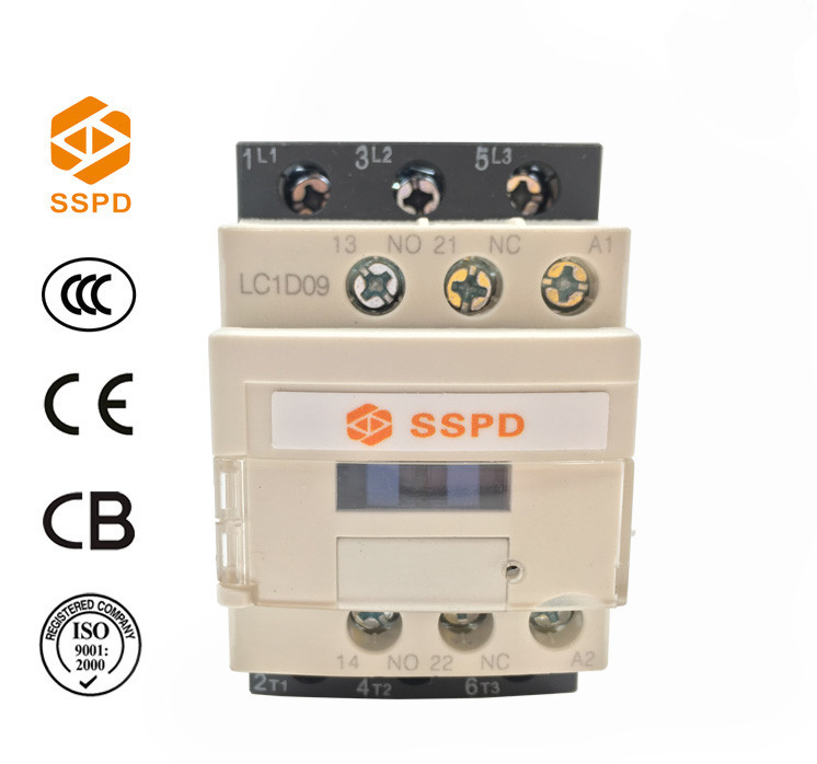2016 classical Design electrical equipments contactor, Lightweight Inflatable ac contactor LC1D80/