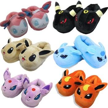 2b6765753ba51 2016 Mode Pikachu Pantoufle Pokemon Taille Libre Pantoufle - Buy ...