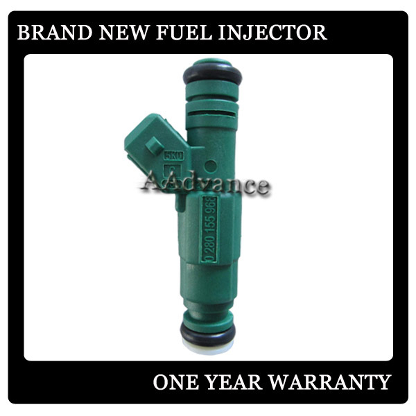 OEM  Denso 8627815 Injector FOR 04-10 VOLVO S40 2.4L 5 CYL SET OF 5